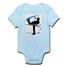 Funny Batter Infant Bodysuit