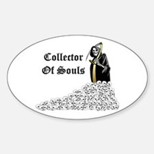 Collector of Souls Decal