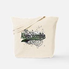 Abercrombie Tartan Grunge Tote Bag