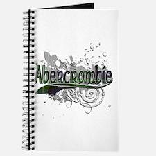 Abercrombie Tartan Grunge Journal