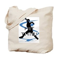Cool Youth baseball Tote Bag