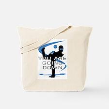 Funny Youth baseball Tote Bag
