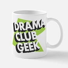 Drama Club Geek Mug