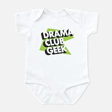 Drama Club Geek Infant Bodysuit
