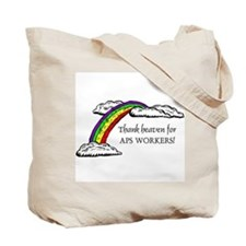 Thank Heaven APS Tote Bag