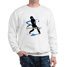 Cute Baseball Sweatshirt
