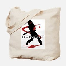 Unique Youth baseball Tote Bag