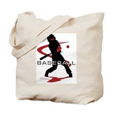 Funny Youth baseball Tote Bag