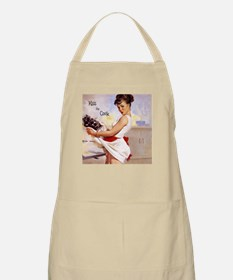Kiss the Cook Muffin Pinup Apron