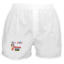 Elementary Boxer Shorts