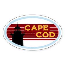 Cape Cod Bumper Sticker Decal