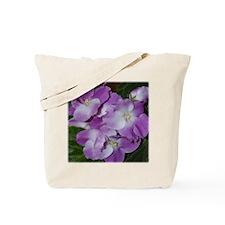 Shades of Violet Tote Bag