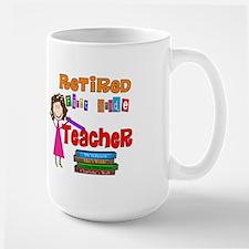 Elementary Large Mug