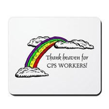 Thank Heaven CPS Mousepad