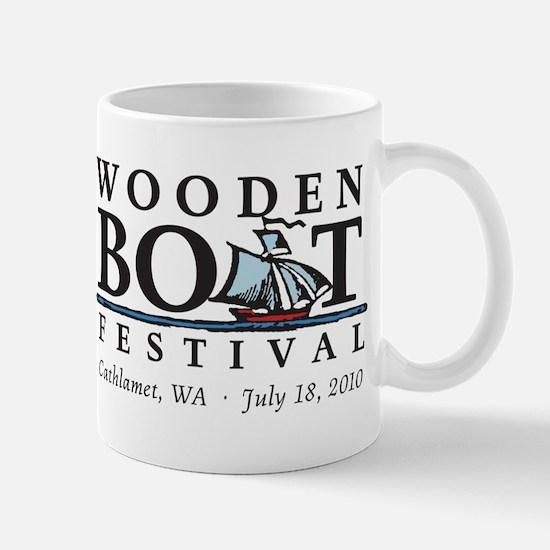 Wooden Boat Festival Mug