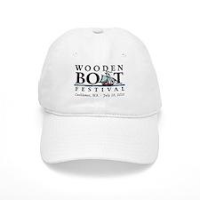Wooden Boat Festival Baseball Cap