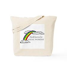 Thank Heaven SW Tote Bag