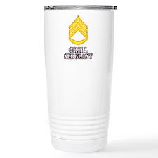 Grill Sergeant Travel Coffee Mug