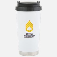 Grill Sergeant Travel Mug