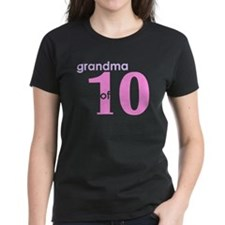 Grandma Nana Grandmother Shir Tee