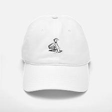 Mining Baseball Baseball Cap