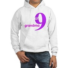 Grandma Nana Grandmother Shir Hoodie