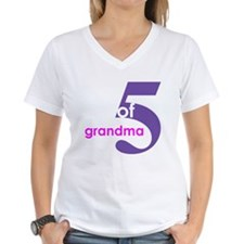 Grandma Nana Grandmother Shir Shirt
