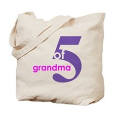 Grandma Nana Grandmother Shir Tote Bag