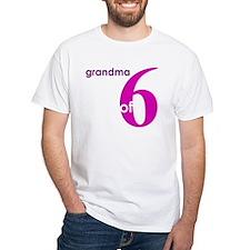 Grandma Nana Grandmother Shir Shirt