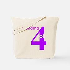 Grandma Nana Grandmother Shir Tote Bag