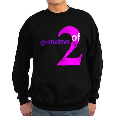 Grandma Nana Grandmother Shir Sweatshirt (dark)
