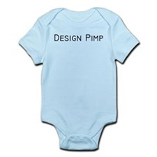Design Pimp Infant Bodysuit