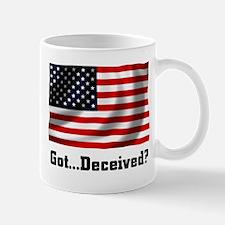 Got Deceived? Mug