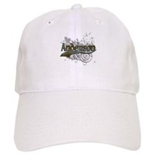Anderson Tartan Grunge Cap