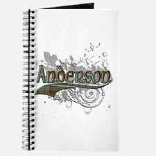 Anderson Tartan Grunge Journal