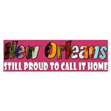 New Orleans: Proud to Call it Home