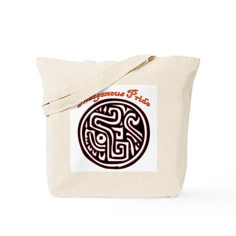 """Indigenous Pride"" Tote Bag"