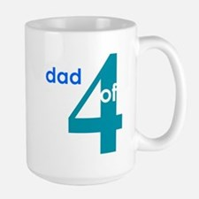 Dad Father Grandfather Papa G Large Mug