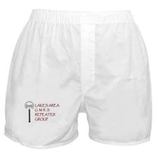 Cute Lag group logo Boxer Shorts