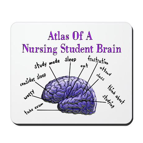 Nursing Student X Mousepad