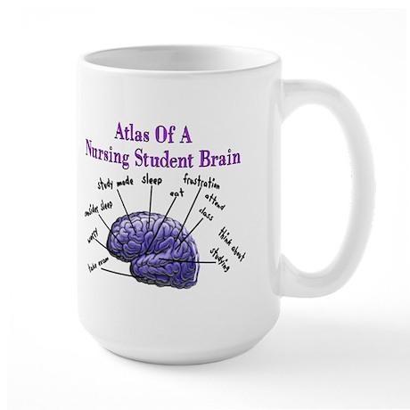 Nursing Student X Large Mug