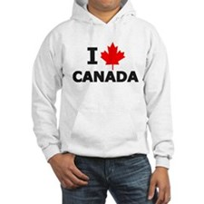 I Leaf Canada Hoodie