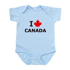 I Leaf Canada Infant Bodysuit