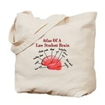 Law Student Tote Bag