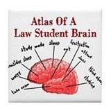 Law student Drink Coasters