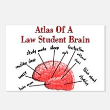Law Student Postcards (Package of 8)