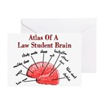 Law Student Greeting Card
