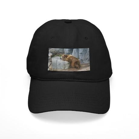 Grizzly Black Cap