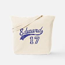 Edward Immortal Baseball Tote Bag