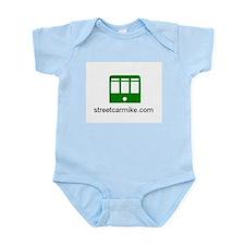 streetcarmike.com Infant Creeper